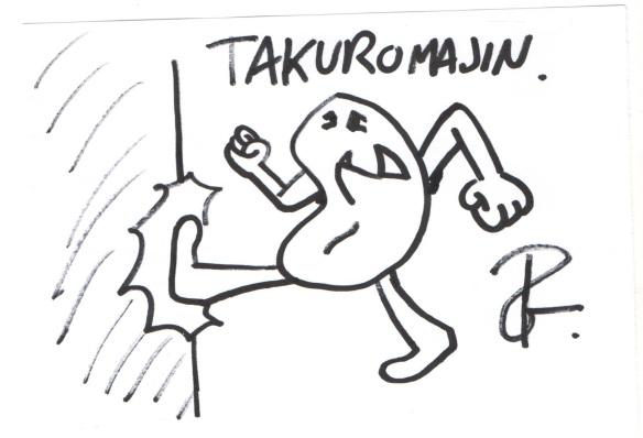 takuromajin
