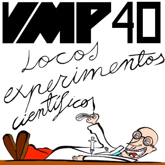 vmp 40# cover